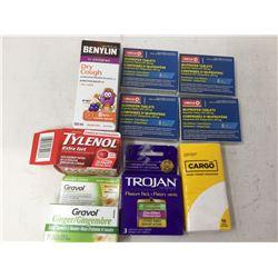 Lot of Pharmaceuticals