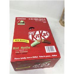 Kit Kat Mint Duo Bars (12 x 170g)