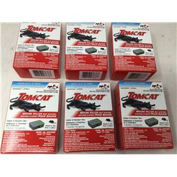TomCat Mouse Killer Bait Station (6pk)
