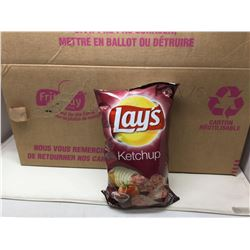 Case of Lays Ketchup (15 x 165g)