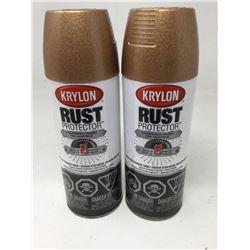 Krylon Rust Protector Hammered Finish