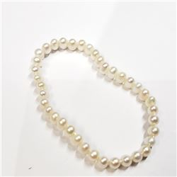 Fresh Water Pearl Flexible Bracelet, Suggested Retail Value $40