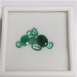 Genuine Emerald(2ct) , Made in Canada, Suggested Retail Value $200