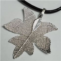 """Natual Leaf 18"""" Necklace, Suggested Retail Value $60"""
