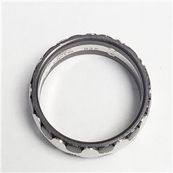 Silver Ring (~Size 11.25), Suggested Retail Value $200