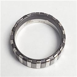 Silver Ring (~Size 9), Suggested Retail Value $200