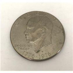 EISENHOWER LIBERTY BELL DOLLAR COIN