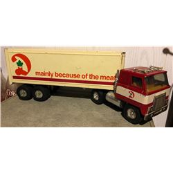 DOMINION GROCERY STORES TOY DELIVERY TRUCK