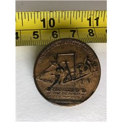 INTERNATIONAL HARVESTER CO TOKEN