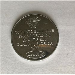 1977 TORONTO BLUE JAYS - GRANT FIELD SPRING TRAINING TOKEN
