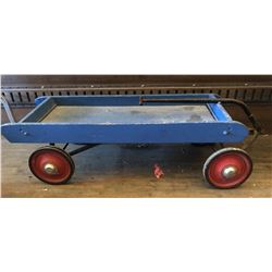VINTAGE CCM CHILDRENS WAGON