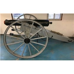 REPLICA CIVIL WAR CANNON
