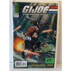 IMAGE COMICS G.I. JOE #3