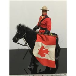 'SOLDIERS OF THE WORLD' - MOUNTED RCMP