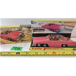 DINKY TOYS - LADY PENELOPE'S FAB 1 CAR