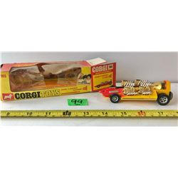 CORGI DIE-CAST ADAMS 4 ENGINED DRAGSTER