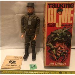 HASBRO INC GI JOE TALKING SOLDIER