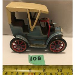MODERN TOYS TIN CAR