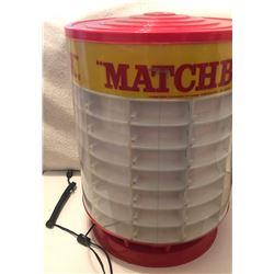 MATCHBOX LIGHT-UP DISPLAY SHELF