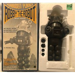 ROBBY THE ROBOT TOY