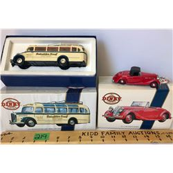 GR OF 2, MATCHBOX DIECAST VEHICLES - THE DINKY COLLECTION
