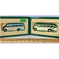 GR OF 2 CORGI LIMITED EDITION DIECAST TOY BUSES