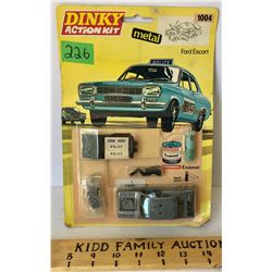 DINKY ACTION KIT - FORD ESCORT