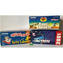 GR OF 2, ACTION COLLECTIBLES - UNOPENED