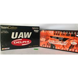 GR OF 2, NASCAR 1:24 SCALE COLLECTIBLES