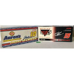 GR OF 2, ACTION COLLECTIBLES - STOCK CARS