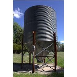 1,200 Bushel Grain Bin