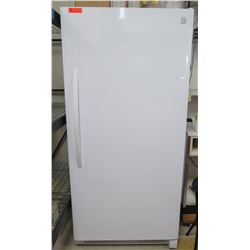 Sears Kenmore Upright Freezer Model 253.22042411 (contents not included)