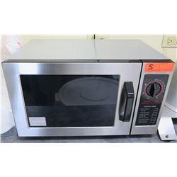 Panasonic Commercial Microwave Oven Model NE-1024F