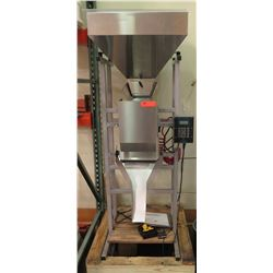 Logical Controller II Model S-4 Weigh/Fill System Machine & Manual