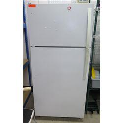 "Sears Kenmore Top Freezer Refrigerator Model 253.68802014 (30""W x 30""D x 66""H)"