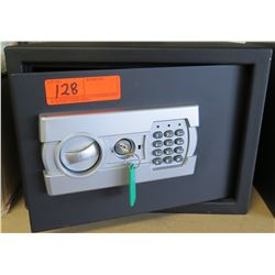 Combination Key & Touch Pad Steel Safe Cabinet