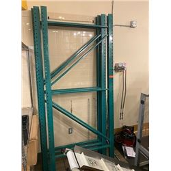 Pallet Rack Industrial Shelving Unit (Already Disassembled)