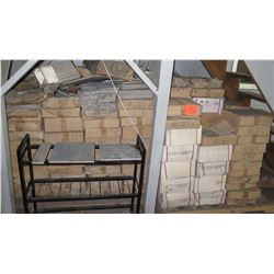 Multiple Boxes of Tiles 300mm x 300mm Model 3FT7201