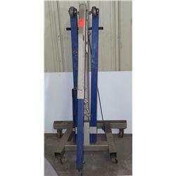 ACDelco 2 Ton (4000#) Mobile Engine Hoist w/ Ram Model 37486