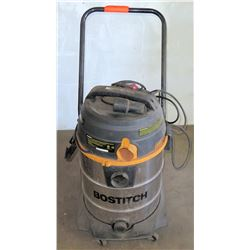 Bostitch 10 Gallon Wet/Dry 2 Stage Shop Vacuum