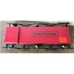 "Craftsman 40"" Mechanics Creeper w/ Metal Frame & 6 Casters Model 51158"