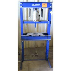 ACDelco 20 Ton Heavy Duty Shop Press Model 34713