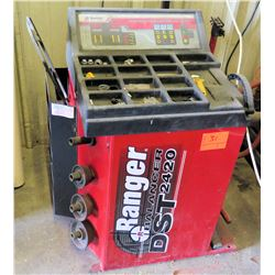 Ranger Balancer DST2420 Dynamic Digital Sensor Wheel Balancing Machine (Needs Repair)