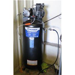 Kobalt 60 Gallon Oil Lubricated Cast Iron Air Compressor