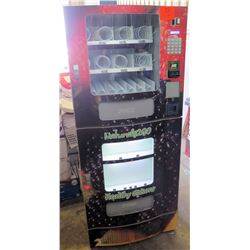 Naturals2Go Healthy Options Snack & Beverage Vending Machine NV-2020