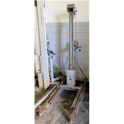 Vermette 10-12A Manually Operated Material Lift Capacity 1000 lbs