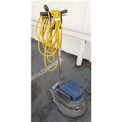 Powr-Flite Industrial Portable Carpet Cleaner & Cord