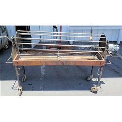 Huli Huli Rotisserie Machine