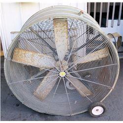 Portable Round Industrial Air Circulator Fan