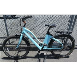 iZip E3 Zuma California Electric Bicycle w/ Li-Ion Currie Electric Drive (includes charger)